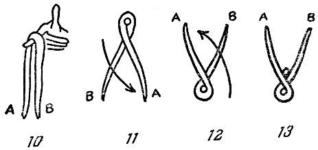 Фокусы с платком - Секреты фокусов 16